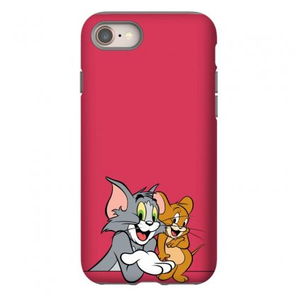 Tom & Jerry Iphone 8 Case Designed By