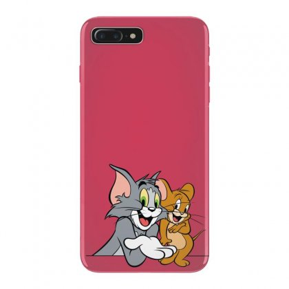 Tom & Jerry Iphone 7 Plus Case Designed By
