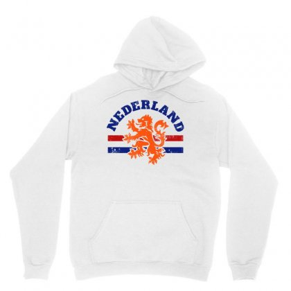 Dutch Lion Unisex Hoodie Designed By