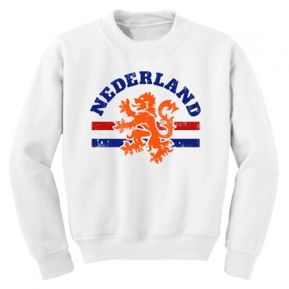 Dutch Lion Youth Sweatshirt Designed By