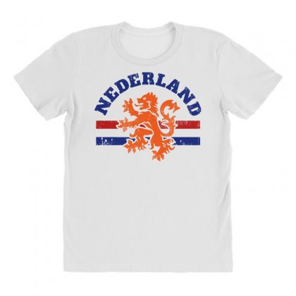 Dutch Lion All Over Women's T-shirt Designed By