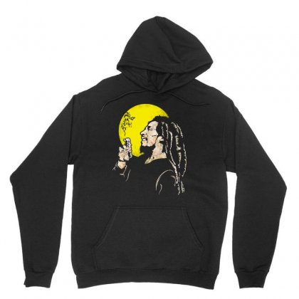 Famous Jamaican Legend Unisex Hoodie Designed By