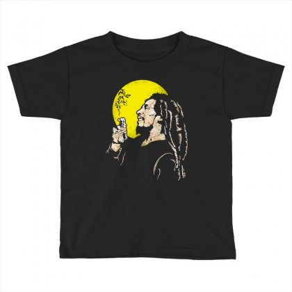 Famous Jamaican Legend Toddler T-shirt Designed By