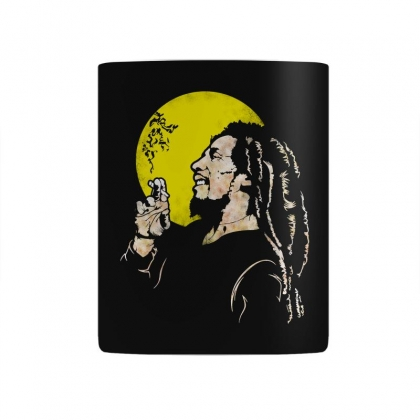 Famous Jamaican Legend Mug Designed By