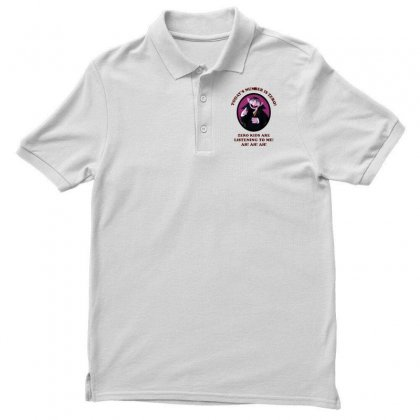 Number Is Zero Polo Shirt Designed By