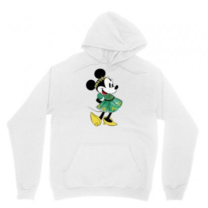 Minny Mouse Unisex Hoodie Designed By