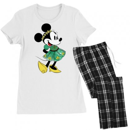 Minny Mouse Women's Pajamas Set Designed By