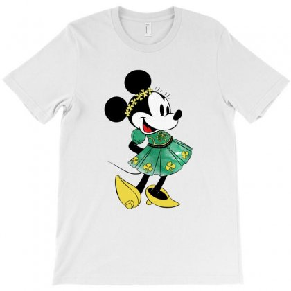 Minny Mouse T-shirt Designed By