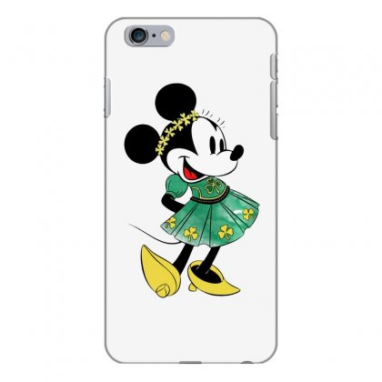 Minny Mouse Iphone 6 Plus/6s Plus Case Designed By