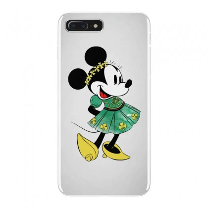 Minny Mouse Iphone 7 Plus Case Designed By