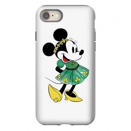 Minny Mouse Iphone 8 Case Designed By