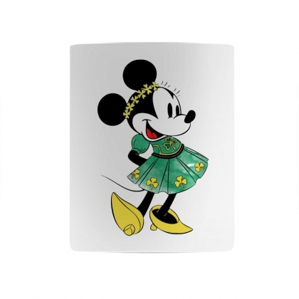Minny Mouse Mug Designed By