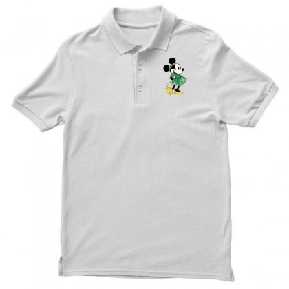 Minny Mouse Polo Shirt Designed By