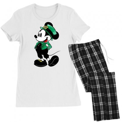 Mickey Mouse Women's Pajamas Set Designed By
