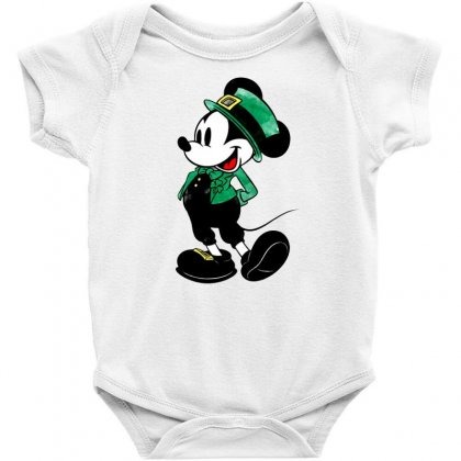 Mickey Mouse Baby Bodysuit Designed By
