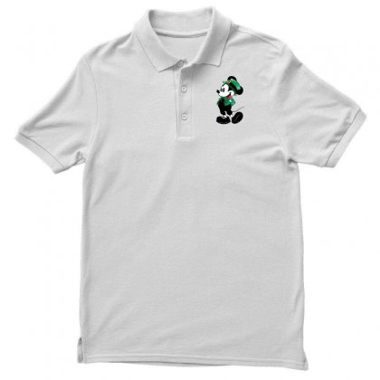 Mickey Mouse Polo Shirt Designed By