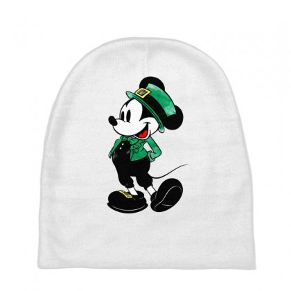 Mickey Mouse Baby Beanies Designed By