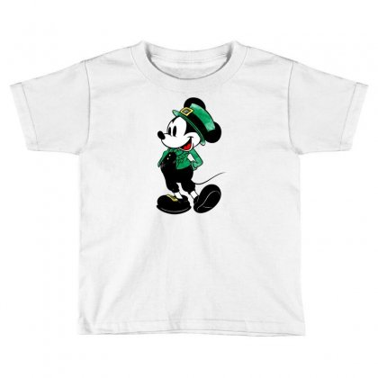 Mickey Mouse Toddler T-shirt Designed By
