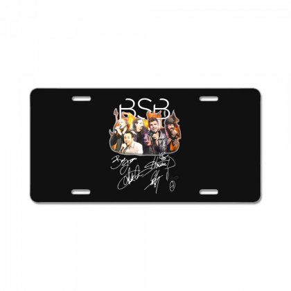 Loves Music License Plate Designed By