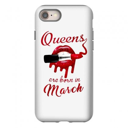 March Iphone 8 Case Designed By