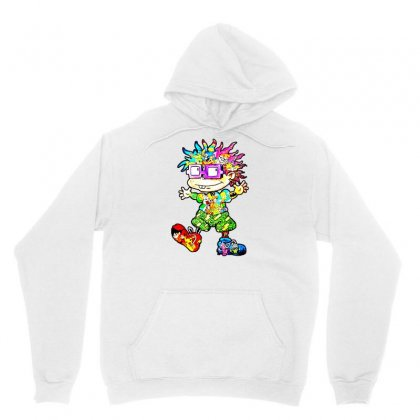 Lovely Cartoon Unisex Hoodie Designed By