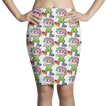 Lovely Cartoon Pencil Skirts Designed By