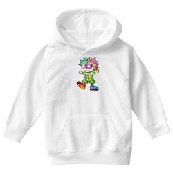 lovely cartoon Youth Hoodie | Artistshot