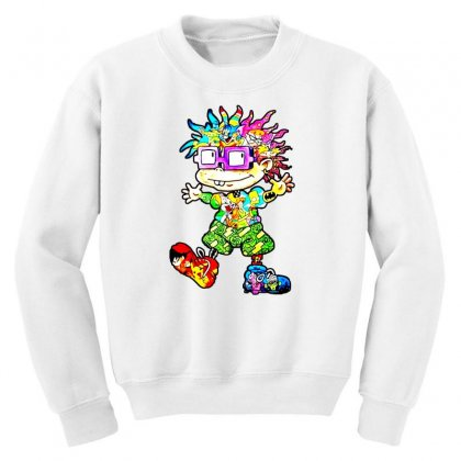 Lovely Cartoon Youth Sweatshirt Designed By