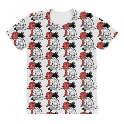 Love This Anime All Over Women's T-shirt Designed By