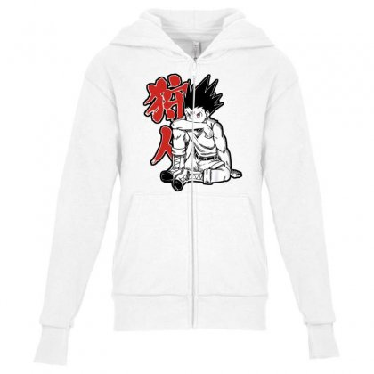 Love This Anime Youth Zipper Hoodie Designed By