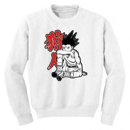 Love This Anime Youth Sweatshirt Designed By