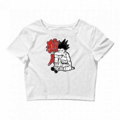 Love This Anime Crop Top Designed By