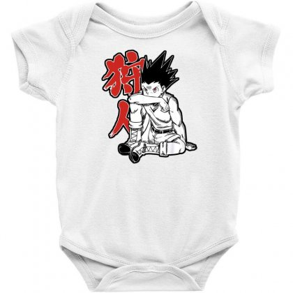 Love This Anime Baby Bodysuit Designed By