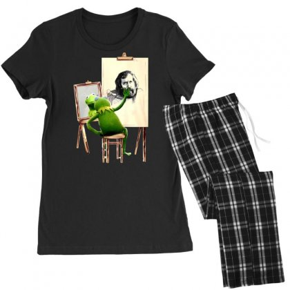 Love Art Women's Pajamas Set Designed By