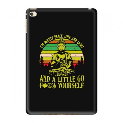 Love And Light Ipad Mini 4 Case Designed By