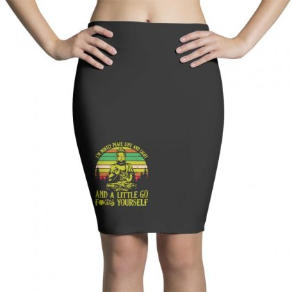 Love And Light Pencil Skirts Designed By