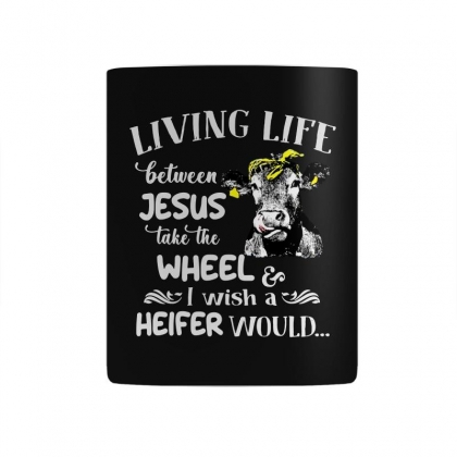 Living Life Mug Designed By