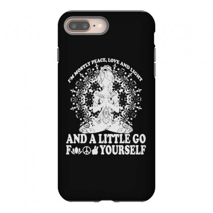 Light Of Love Iphone 8 Plus Case Designed By
