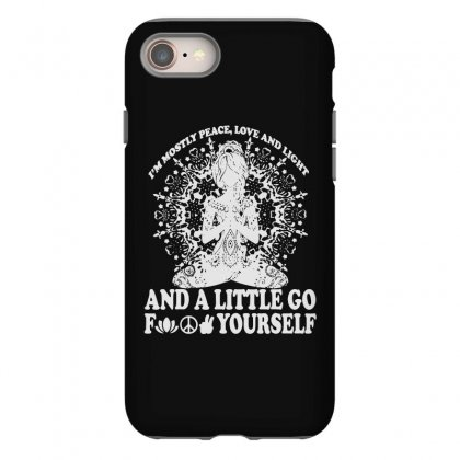 Light Of Love Iphone 8 Case Designed By