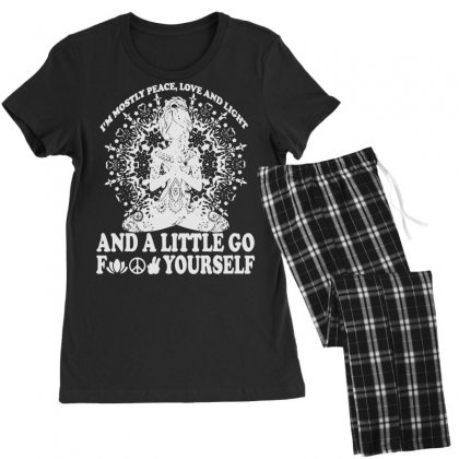 Light Of Love Women's Pajamas Set Designed By
