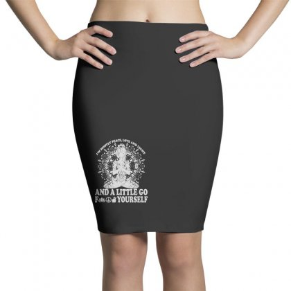 Light Of Love Pencil Skirts Designed By