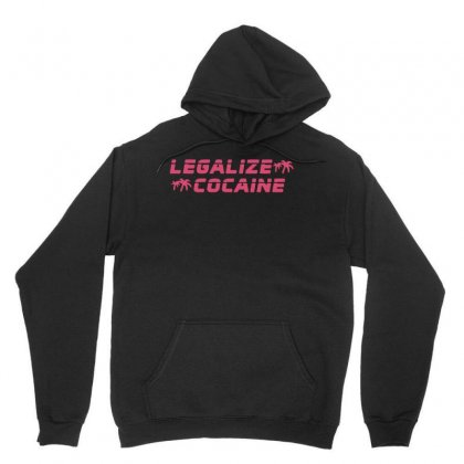 Legalize Cocaine Unisex Hoodie Designed By