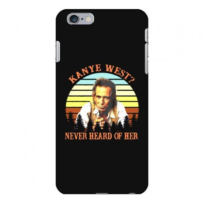Kanye Vintage Iphone 6 Plus/6s Plus Case Designed By