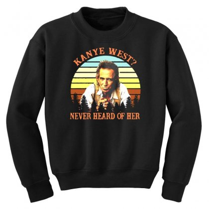 Kanye Vintage Youth Sweatshirt Designed By