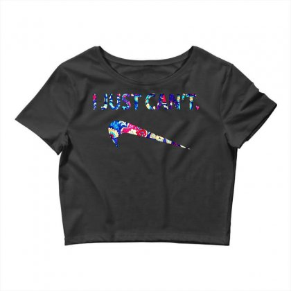 Just Can't Crop Top Designed By