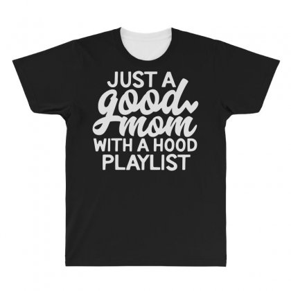 Just A Good All Over Men's T-shirt Designed By