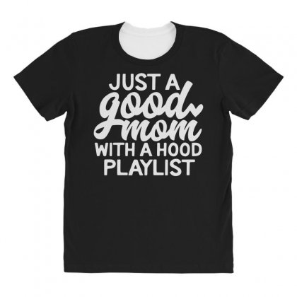 Just A Good All Over Women's T-shirt Designed By