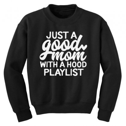 Just A Good Youth Sweatshirt Designed By