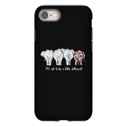 It's Ok Iphone 8 Case Designed By