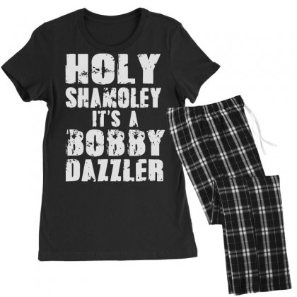 It's A Bobby Women's Pajamas Set Designed By